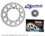 Renthal Sprockets and Renthal R1 Works Chain - Honda CR 125 R4 (2004)
